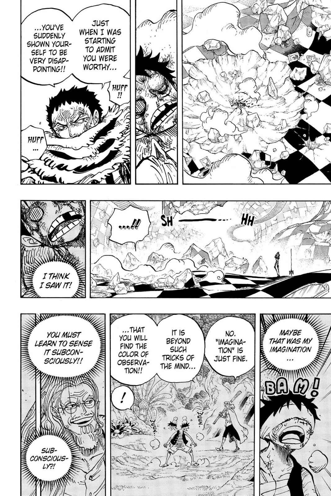 One Piece Chapter 893 Page 6