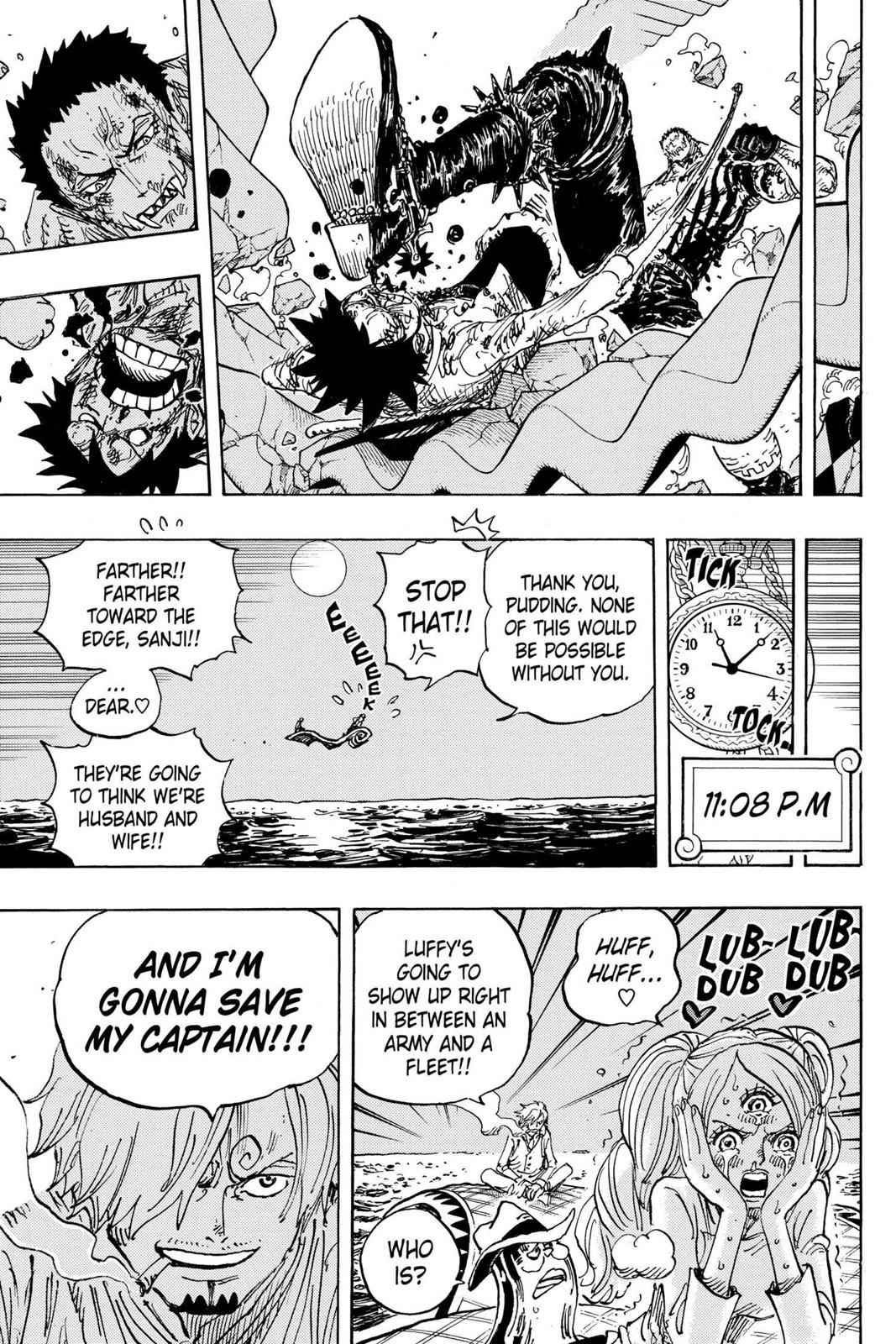 One Piece Chapter 894 Page 13