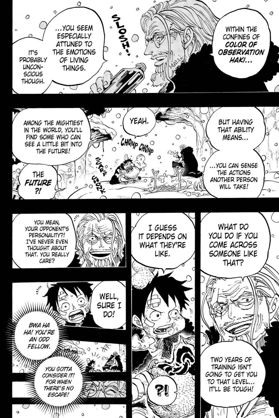 One Piece Chapter 894 Page 4