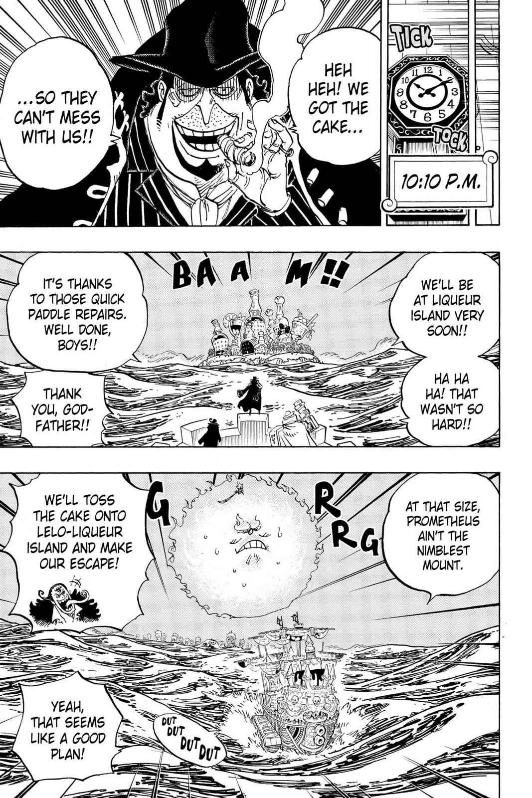 One Piece Chapter 894 Page 9