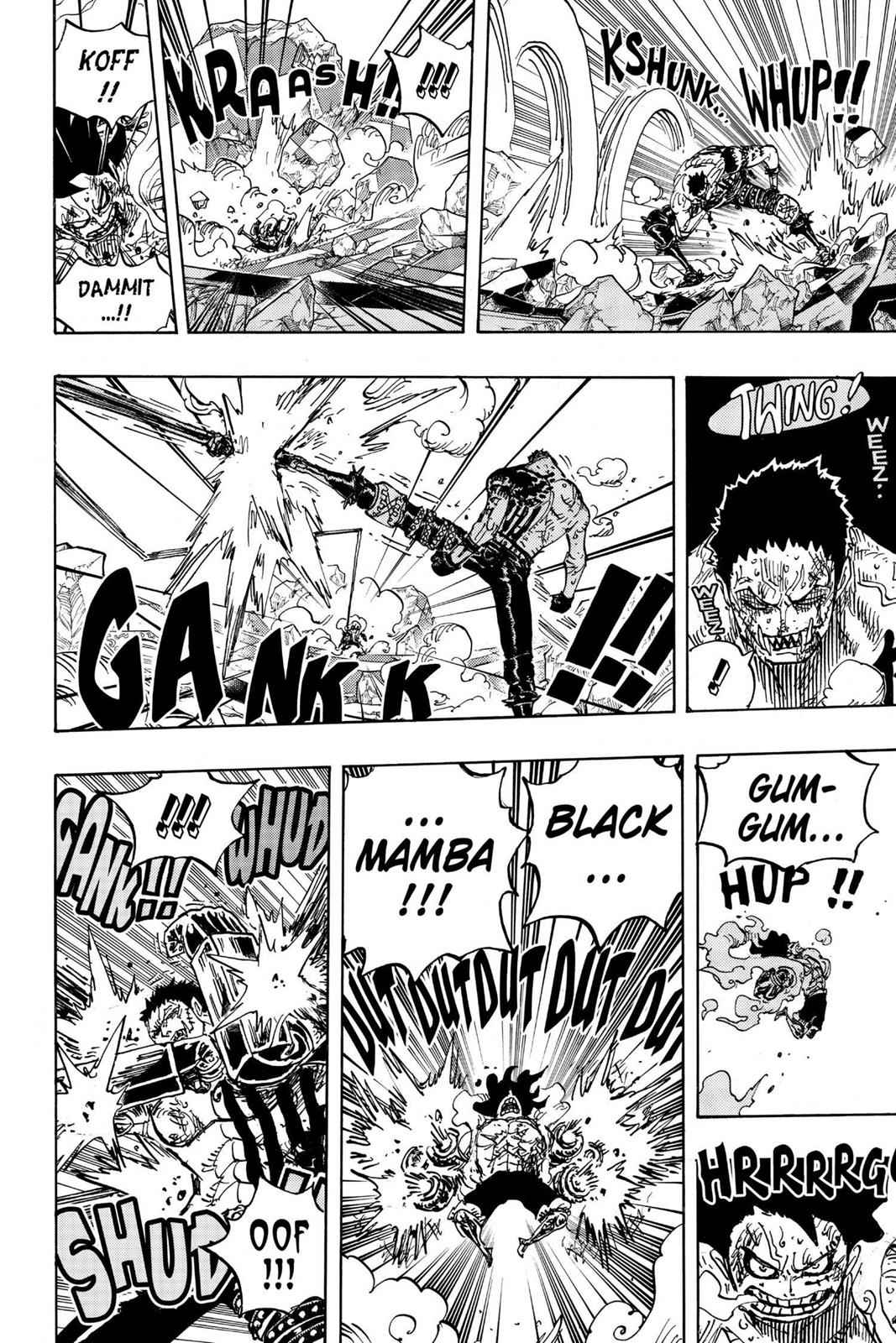 One Piece Chapter 895 Page 13
