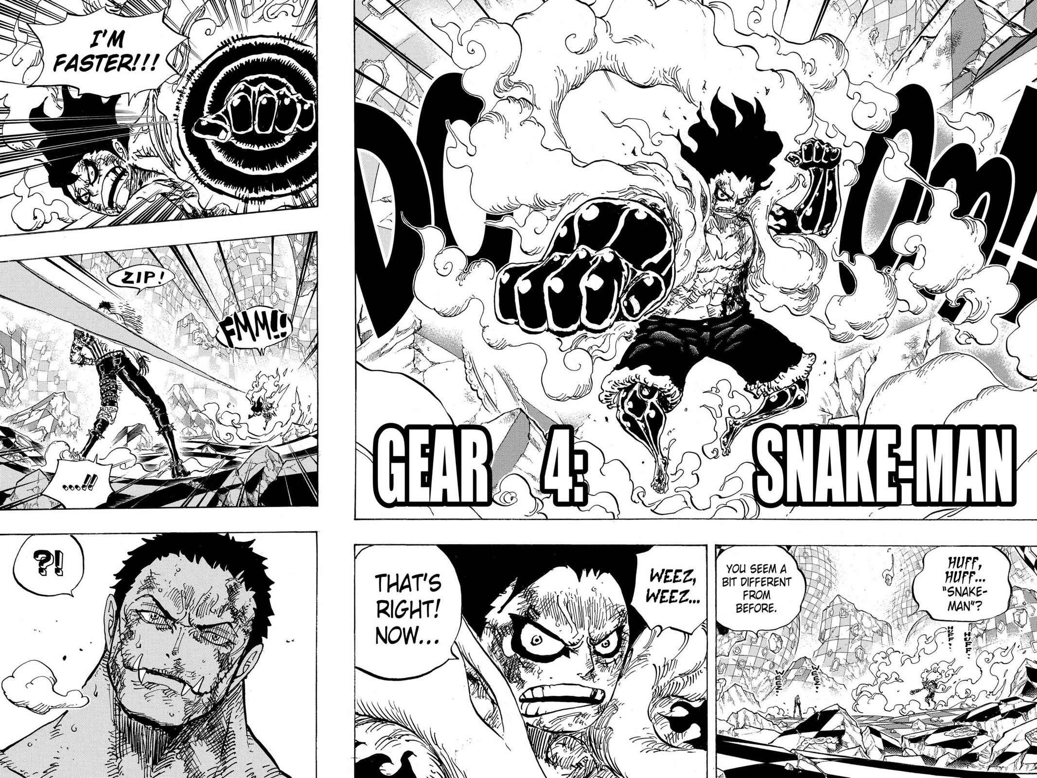One Piece Chapter 895 Page 2