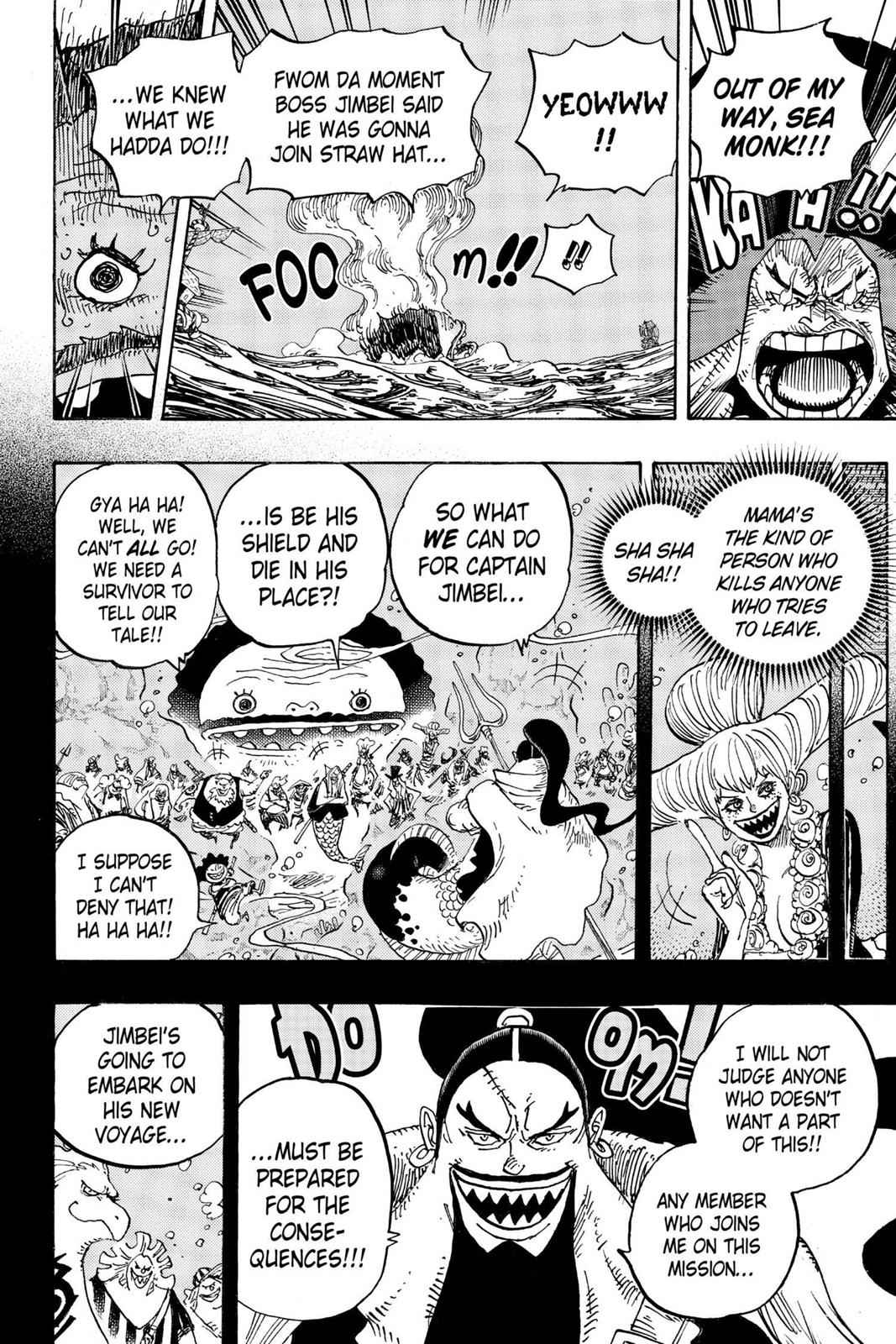 One Piece Chapter 901 Page 14