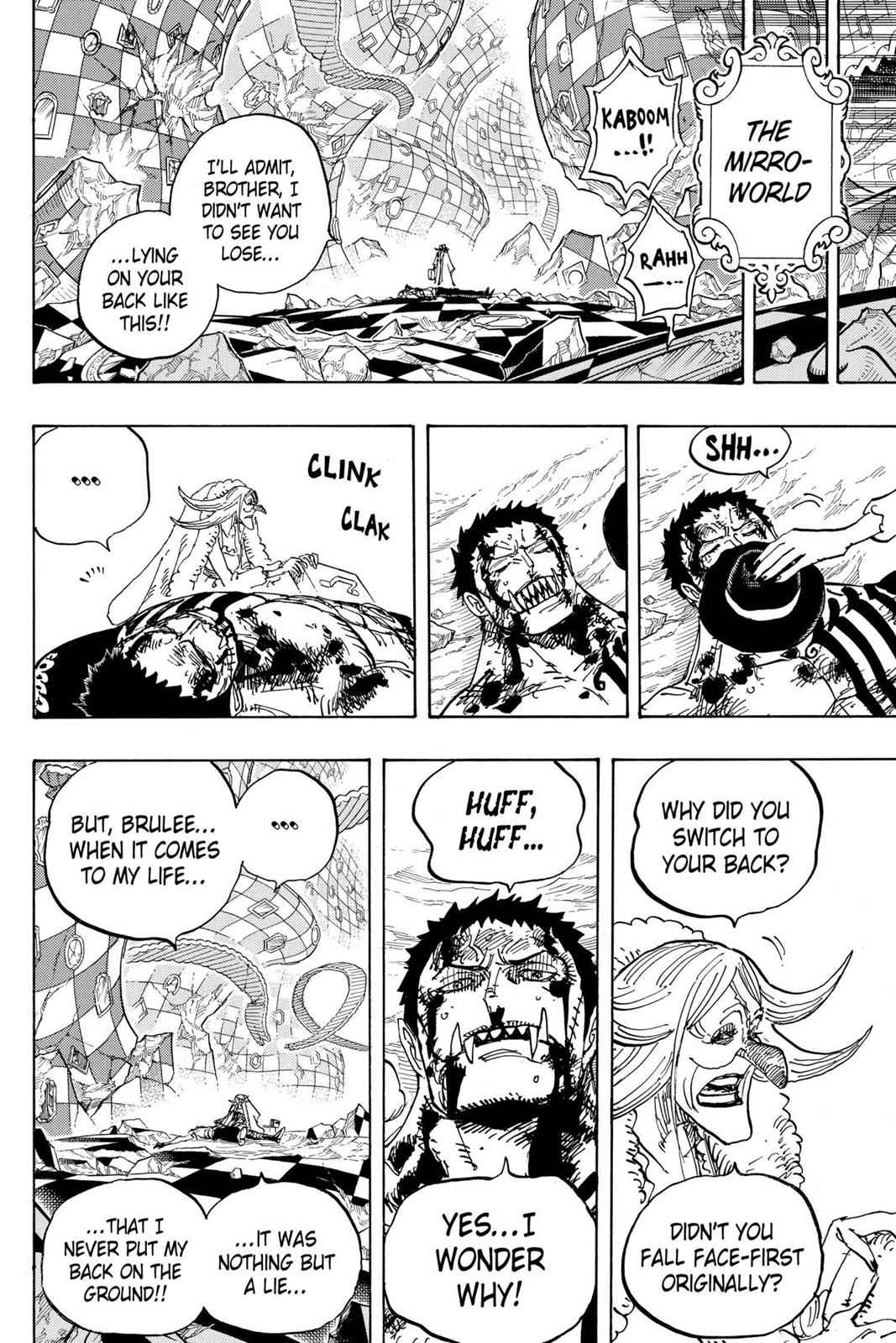 One Piece Chapter 902 Page 12