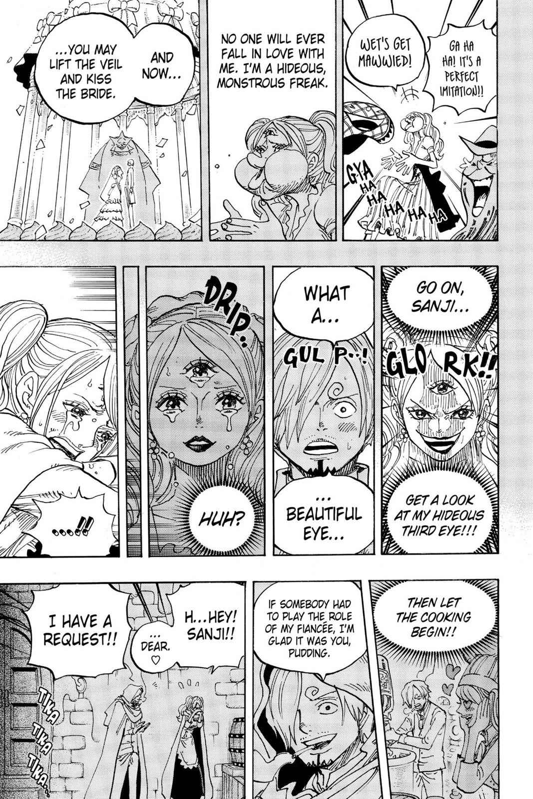 One Piece Chapter 902 Page 9