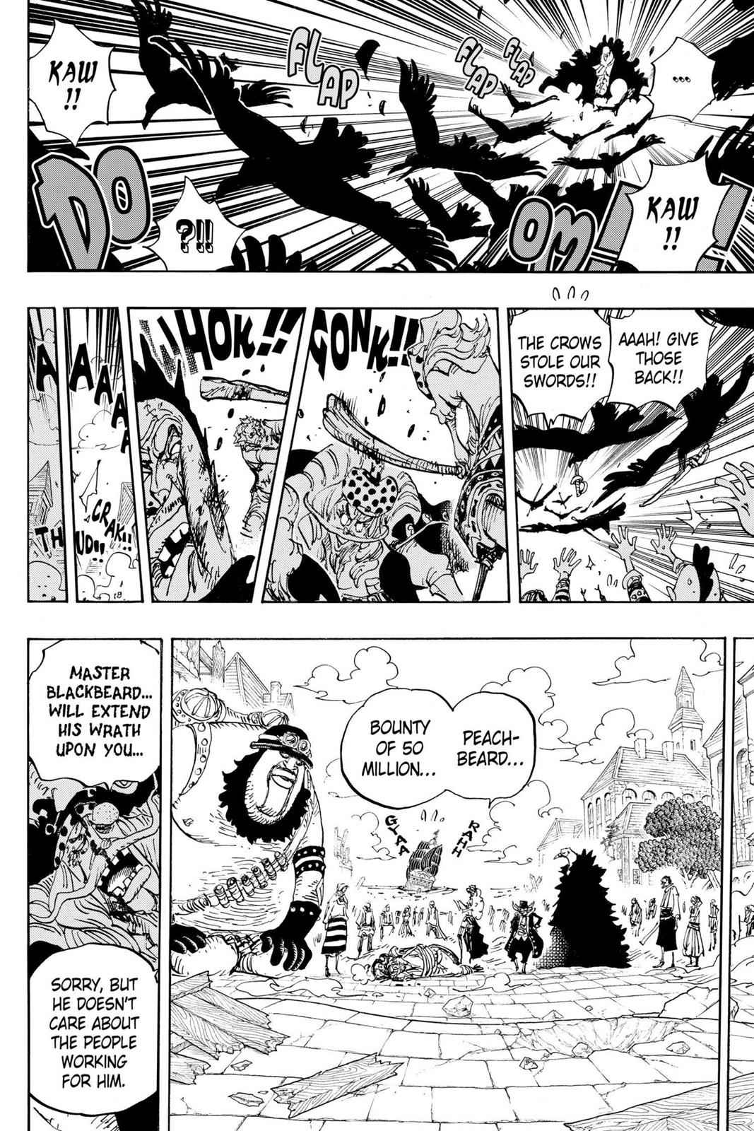 One Piece Chapter 904 Page 12