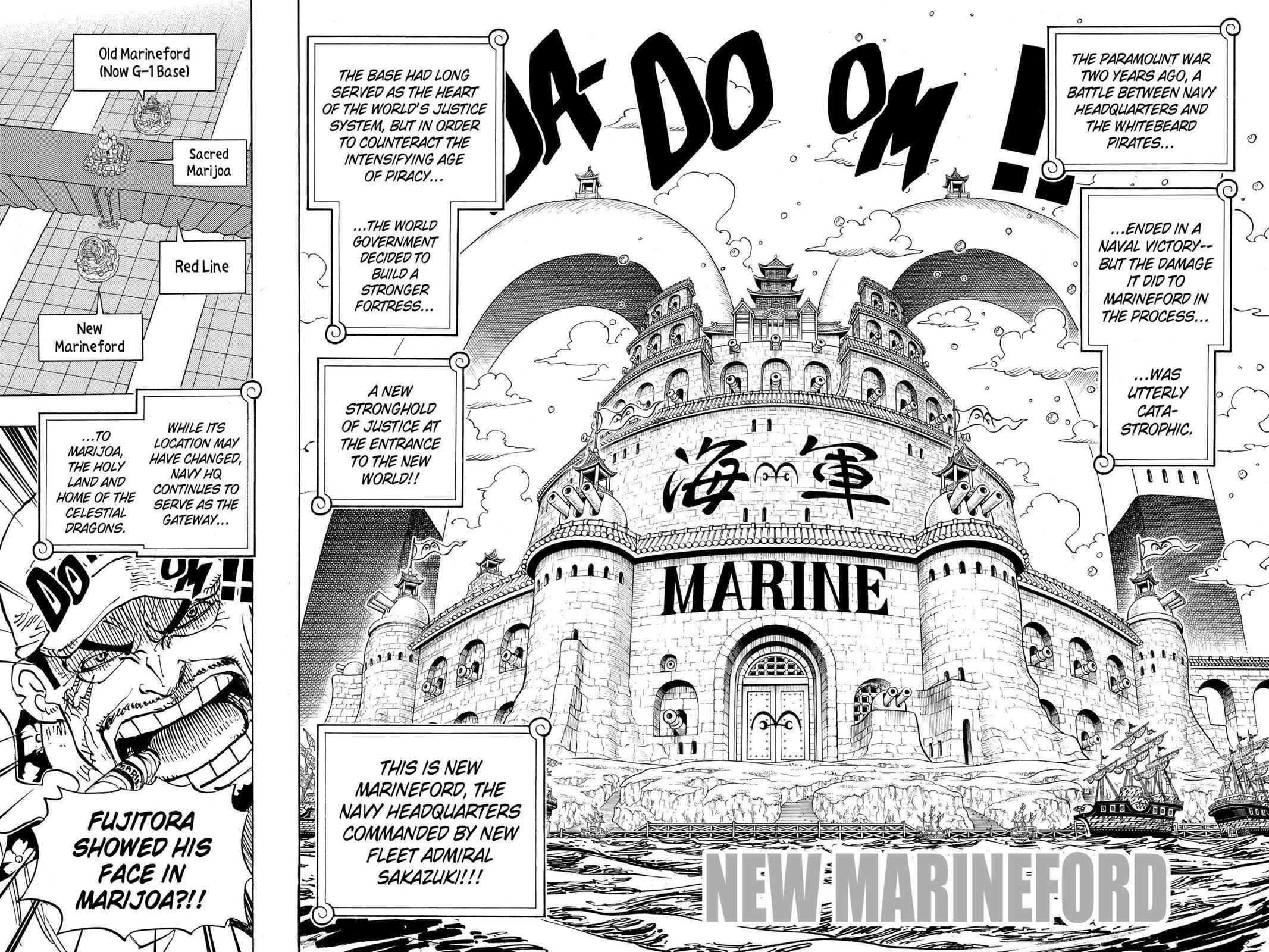 One Piece Chapter 905 Page 2