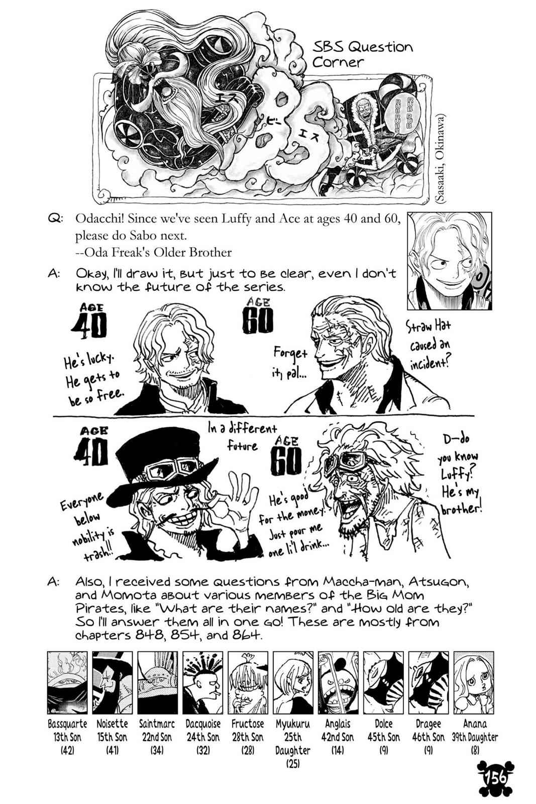 One Piece Chapter 908 Page 16