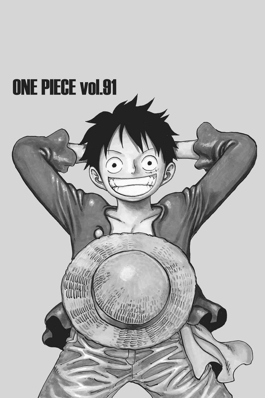 One Piece Chapter 911 Page 7