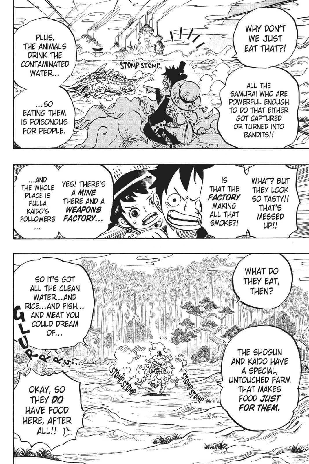 One Piece Chapter 912 Page 14