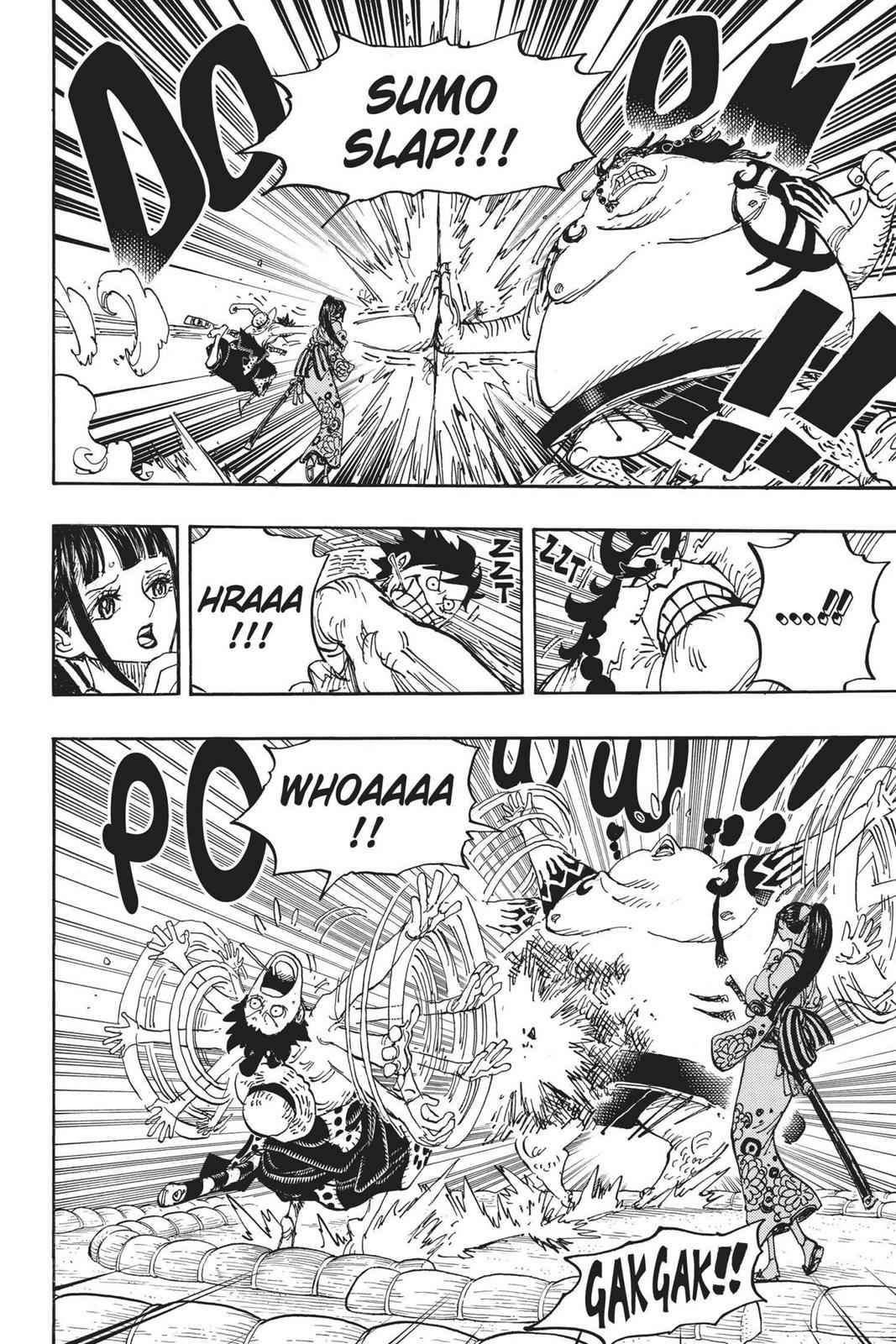 One Piece Chapter 916 Page 6