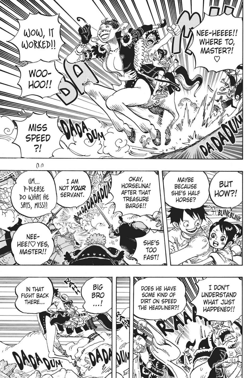 One Piece Chapter 918 Page 5