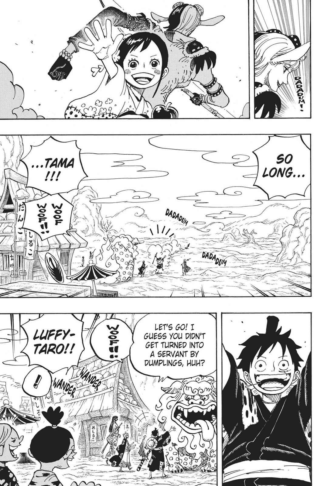 One Piece Chapter 919 Page 3