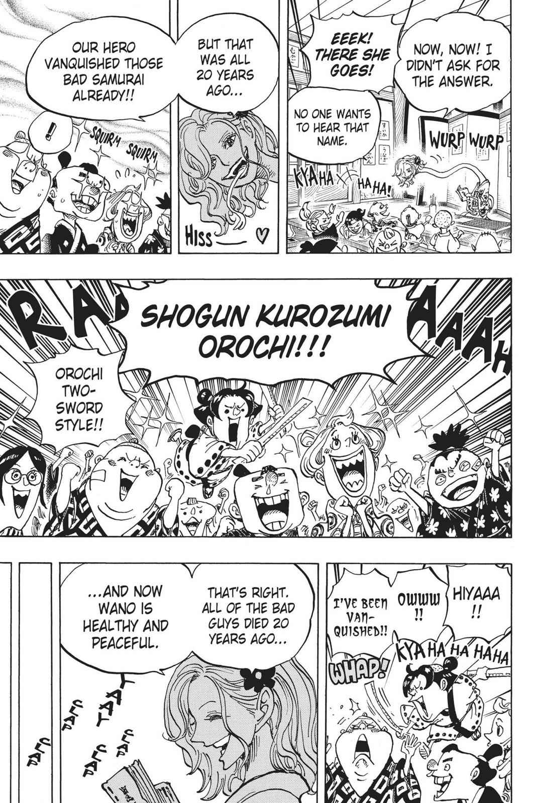 One Piece Chapter 919 Page 7