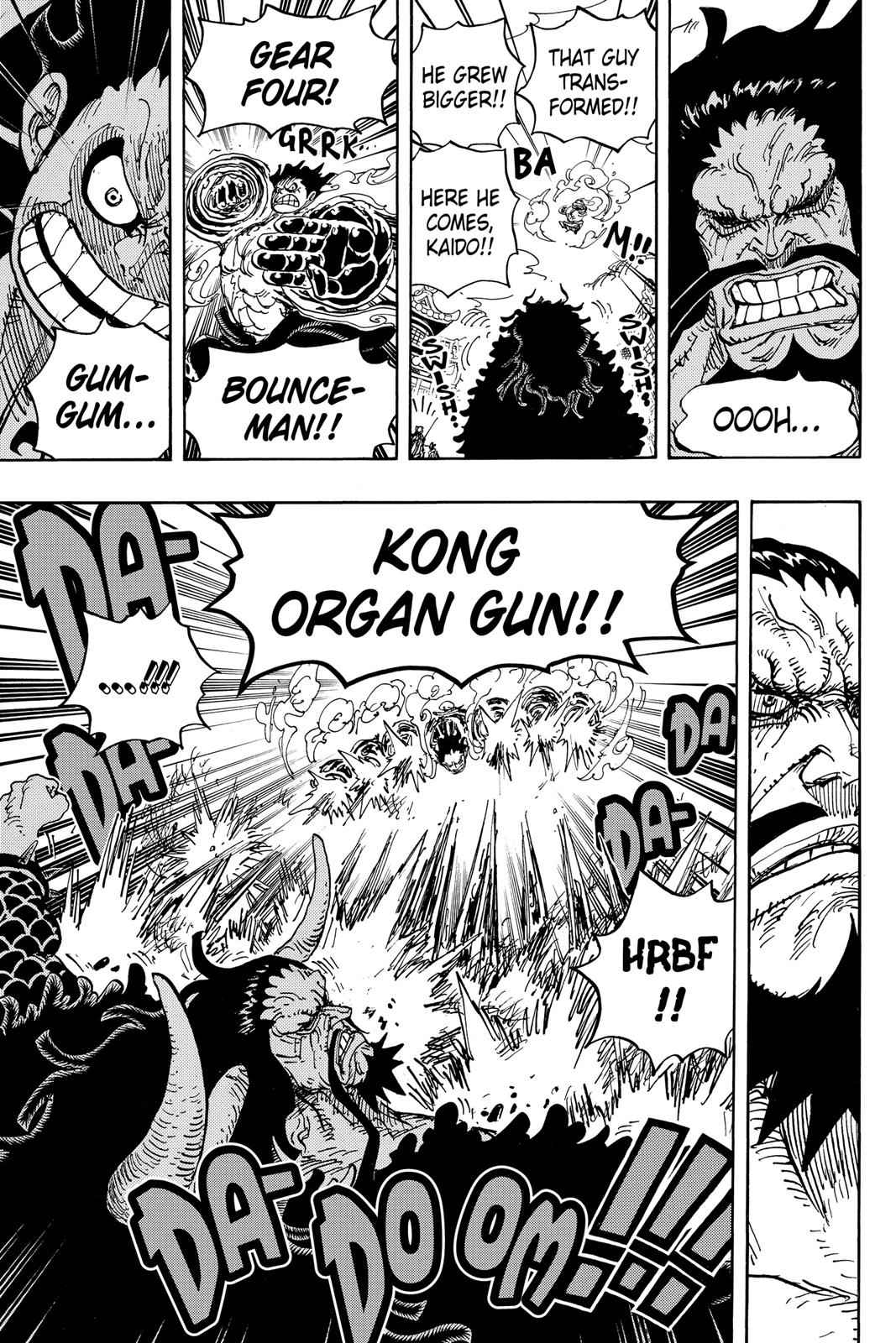 One Piece Chapter 923 Page 11