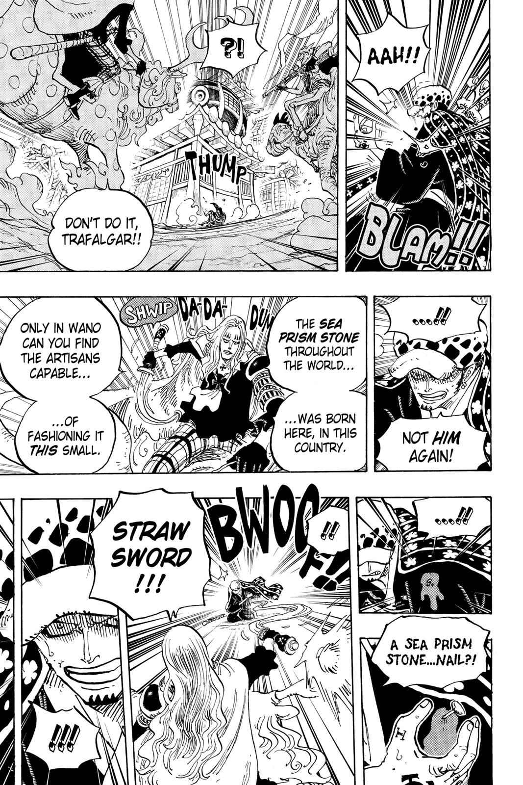 One Piece Chapter 924 Page 3