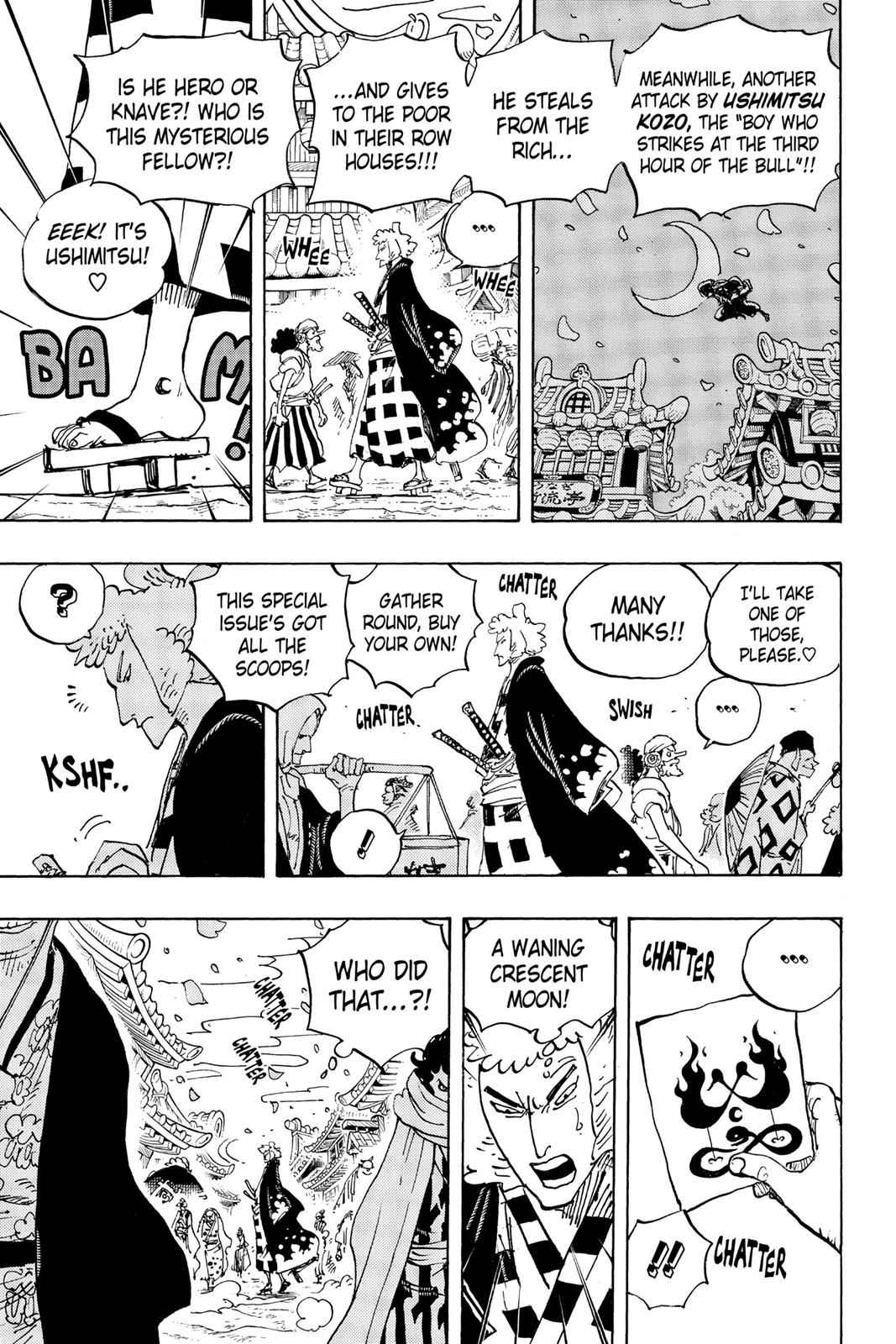 One Piece Chapter 926 Page 3