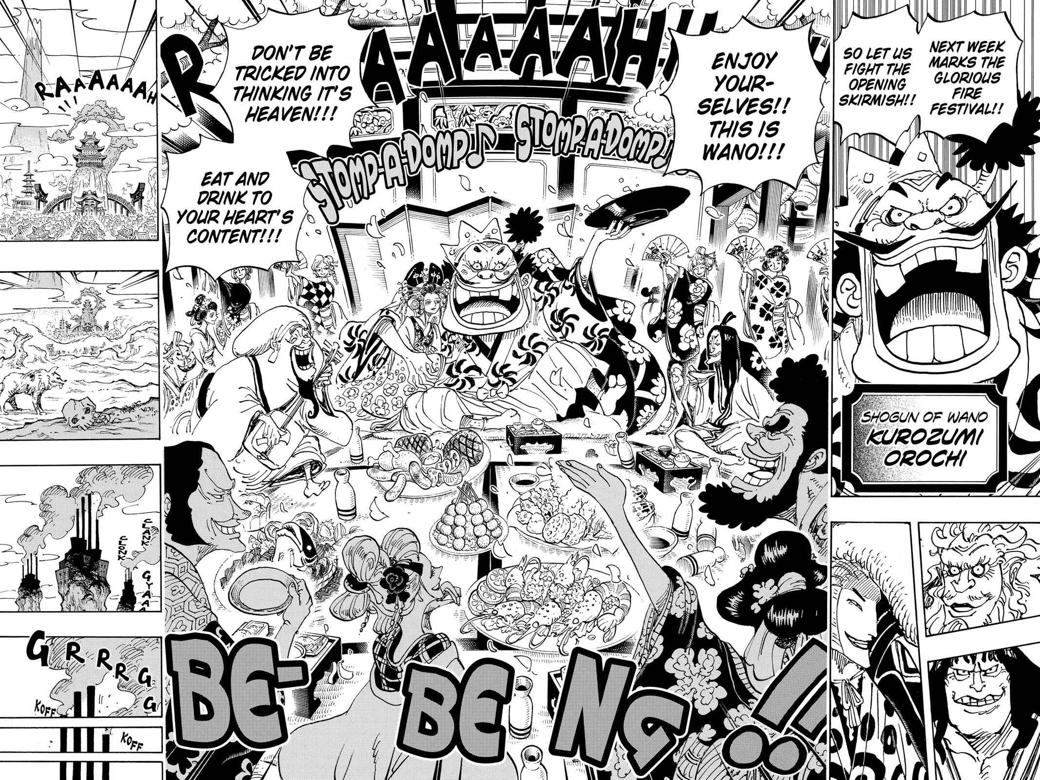 One Piece Chapter 929 Page 13