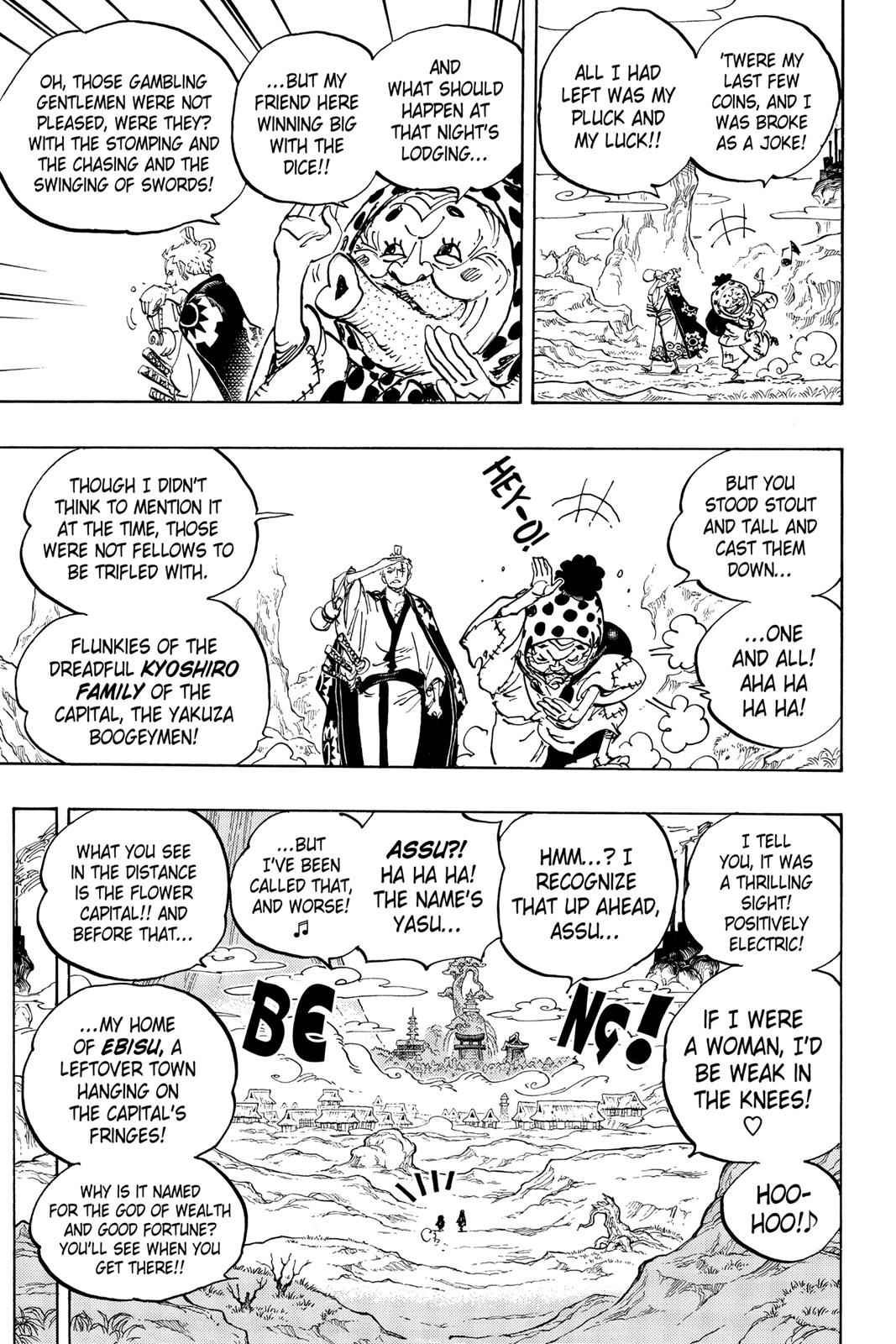 One Piece Chapter 929 Page 9