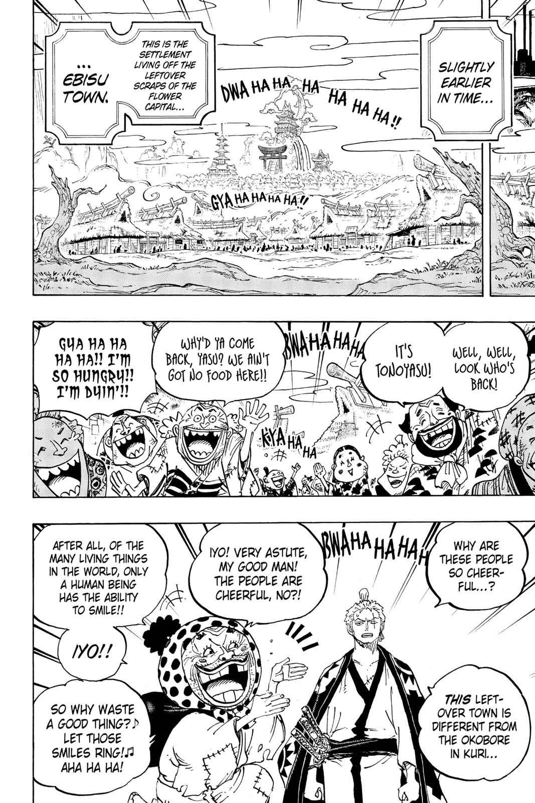 One Piece Chapter 930 Page 2