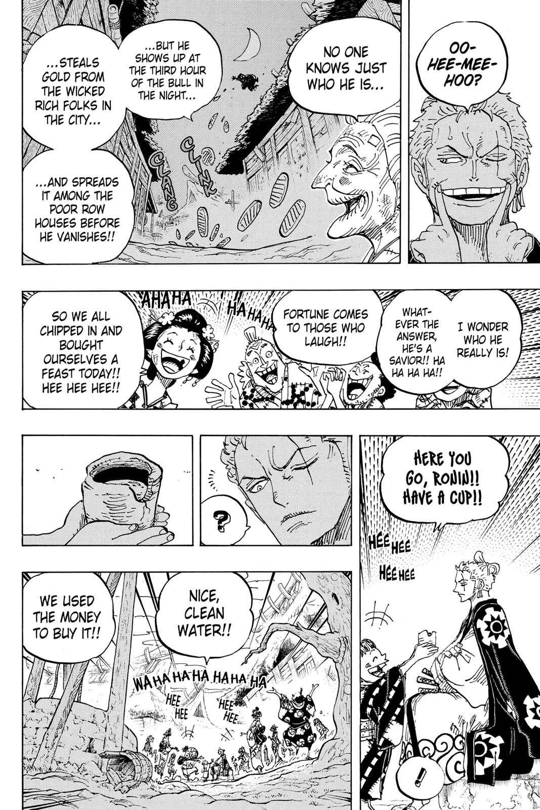 One Piece Chapter 930 Page 4