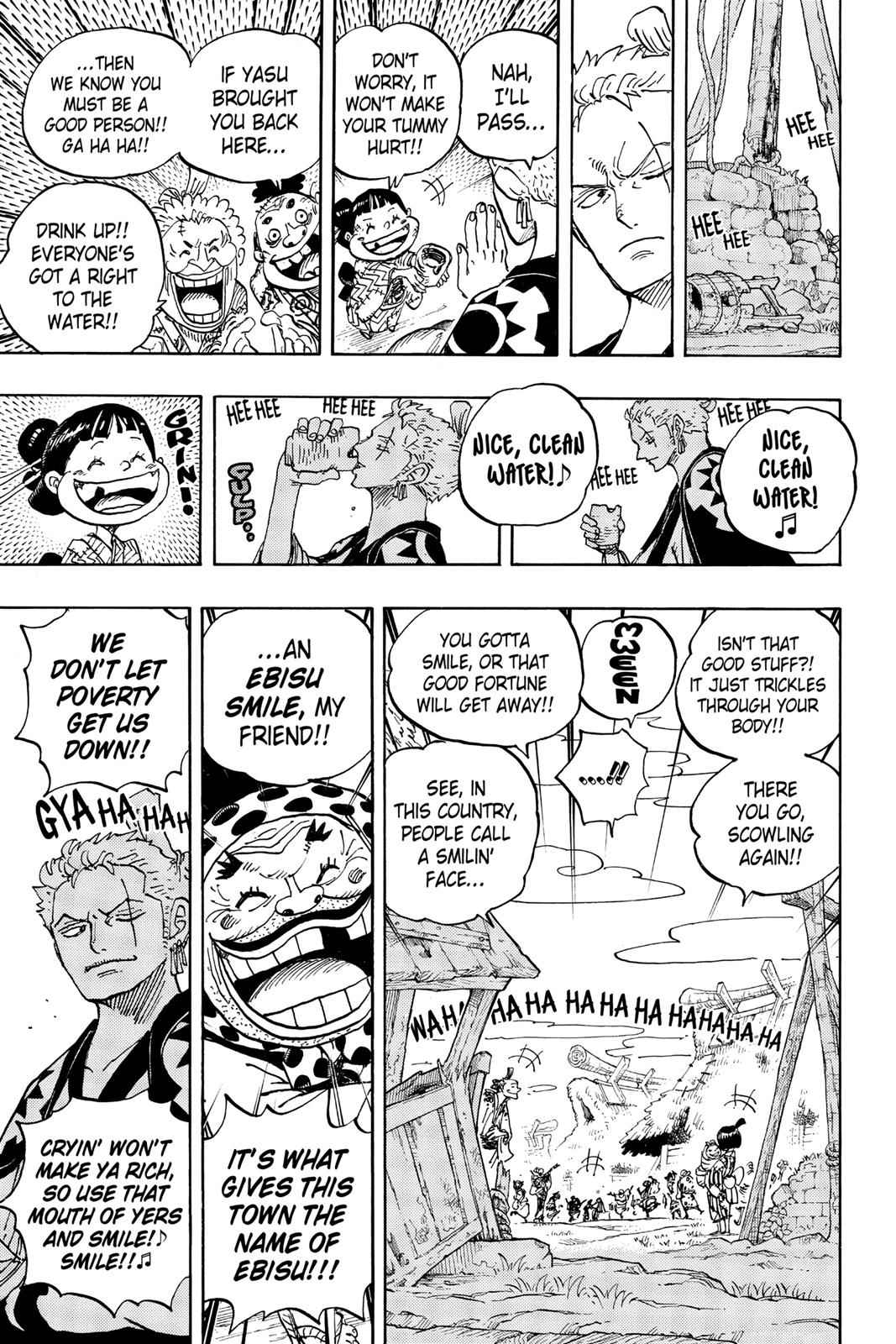 One Piece Chapter 930 Page 5