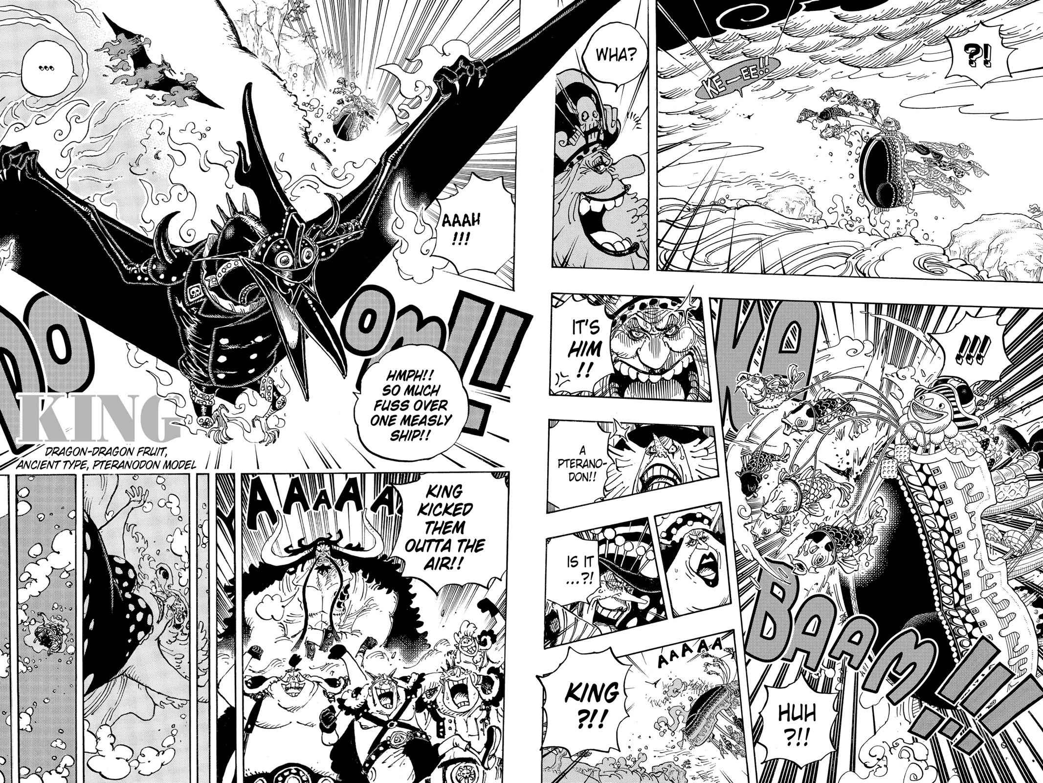 One Piece Chapter 930 Page 9