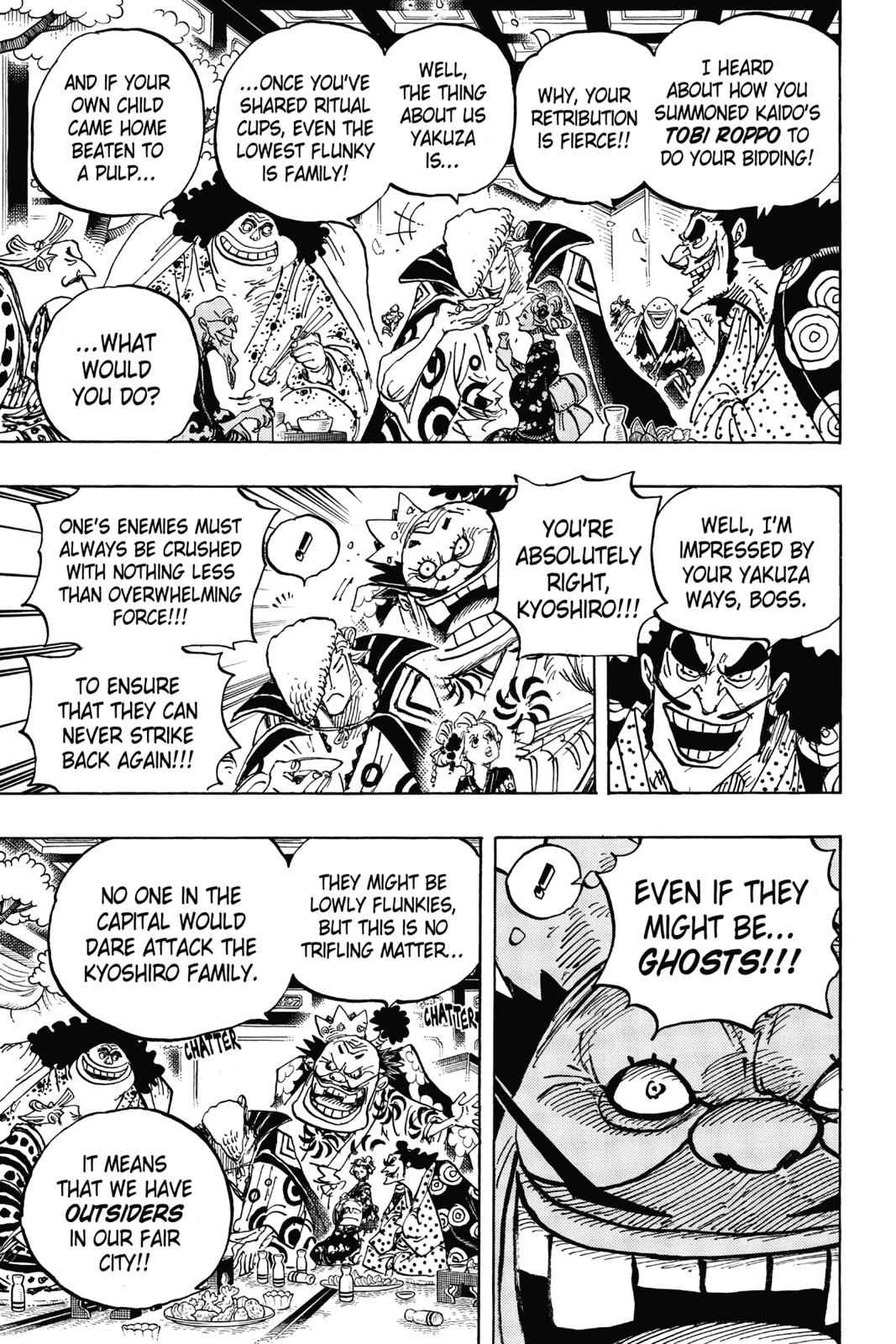 One Piece Chapter 932 Page 15