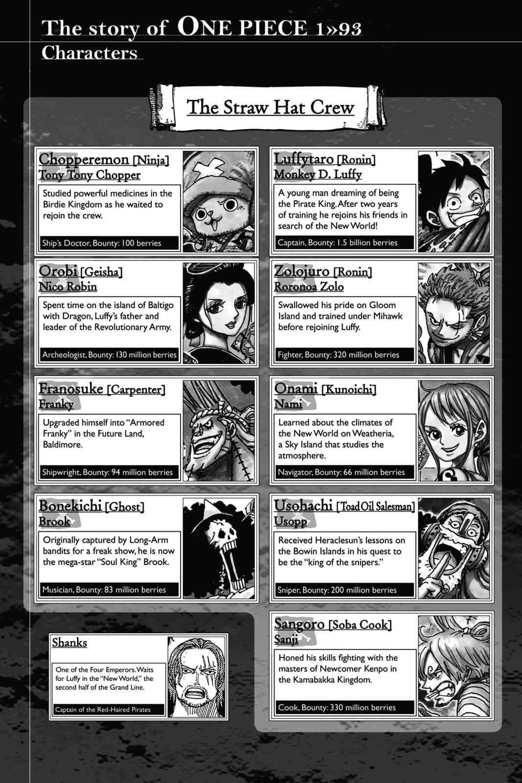 One Piece Chapter 932 Page 4