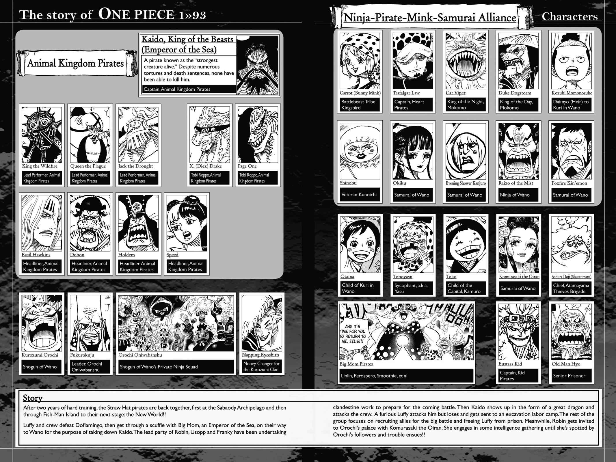 One Piece Chapter 932 Page 5