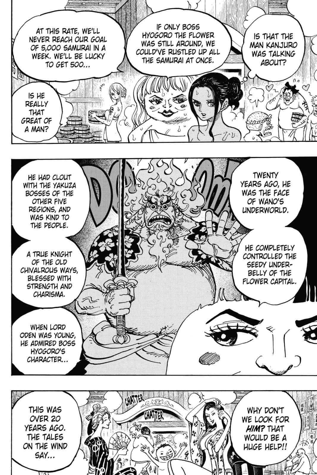 One Piece Chapter 935 Page 13