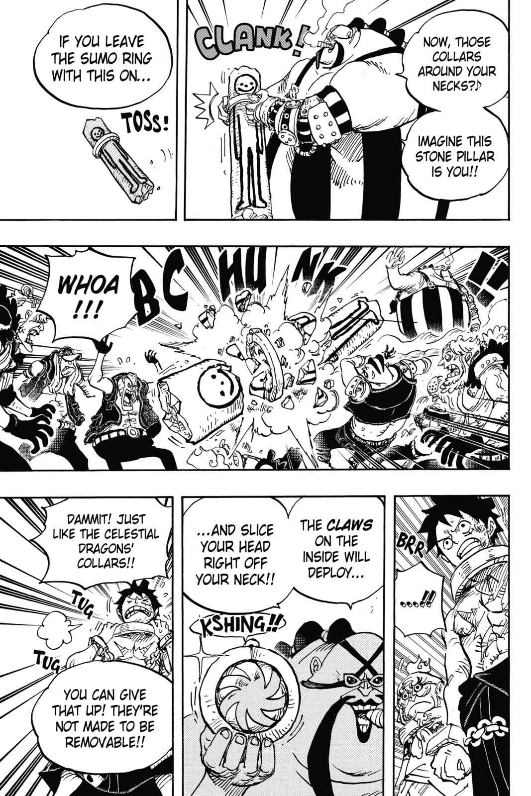 One Piece Chapter 936 Page 5
