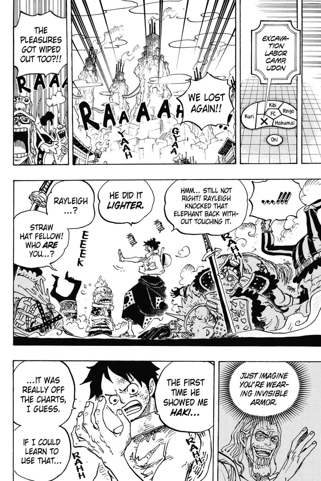 One Piece Chapter 937 Page 4