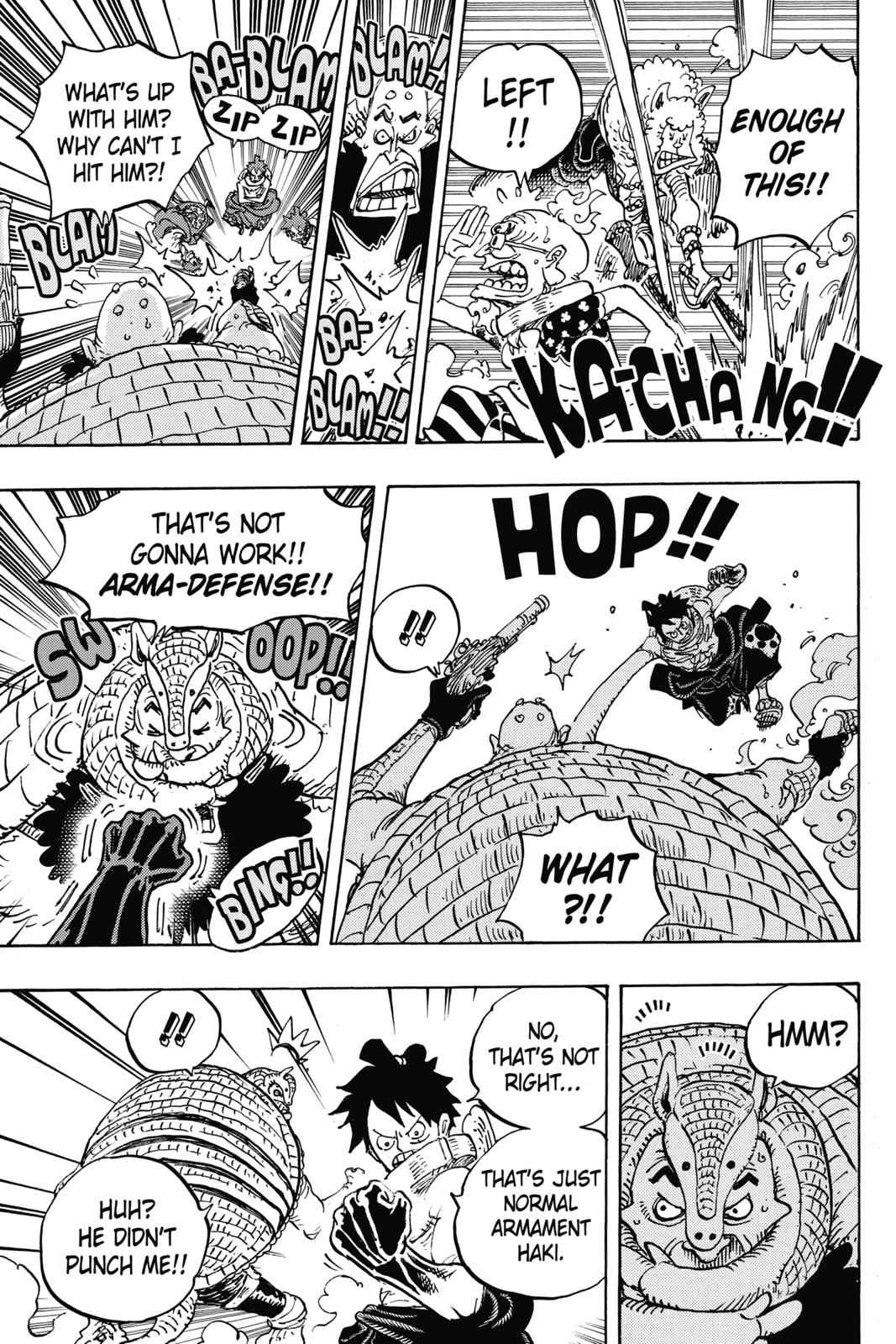 One Piece Chapter 939 Page 12