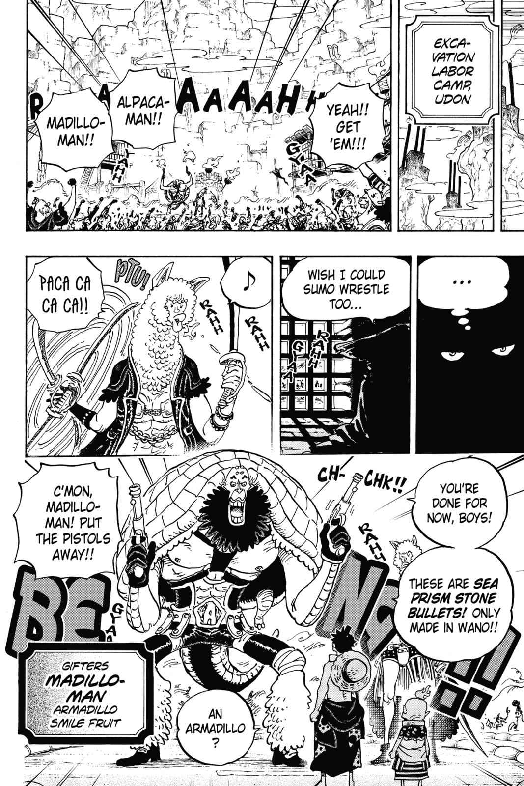 One Piece Chapter 939 Page 9