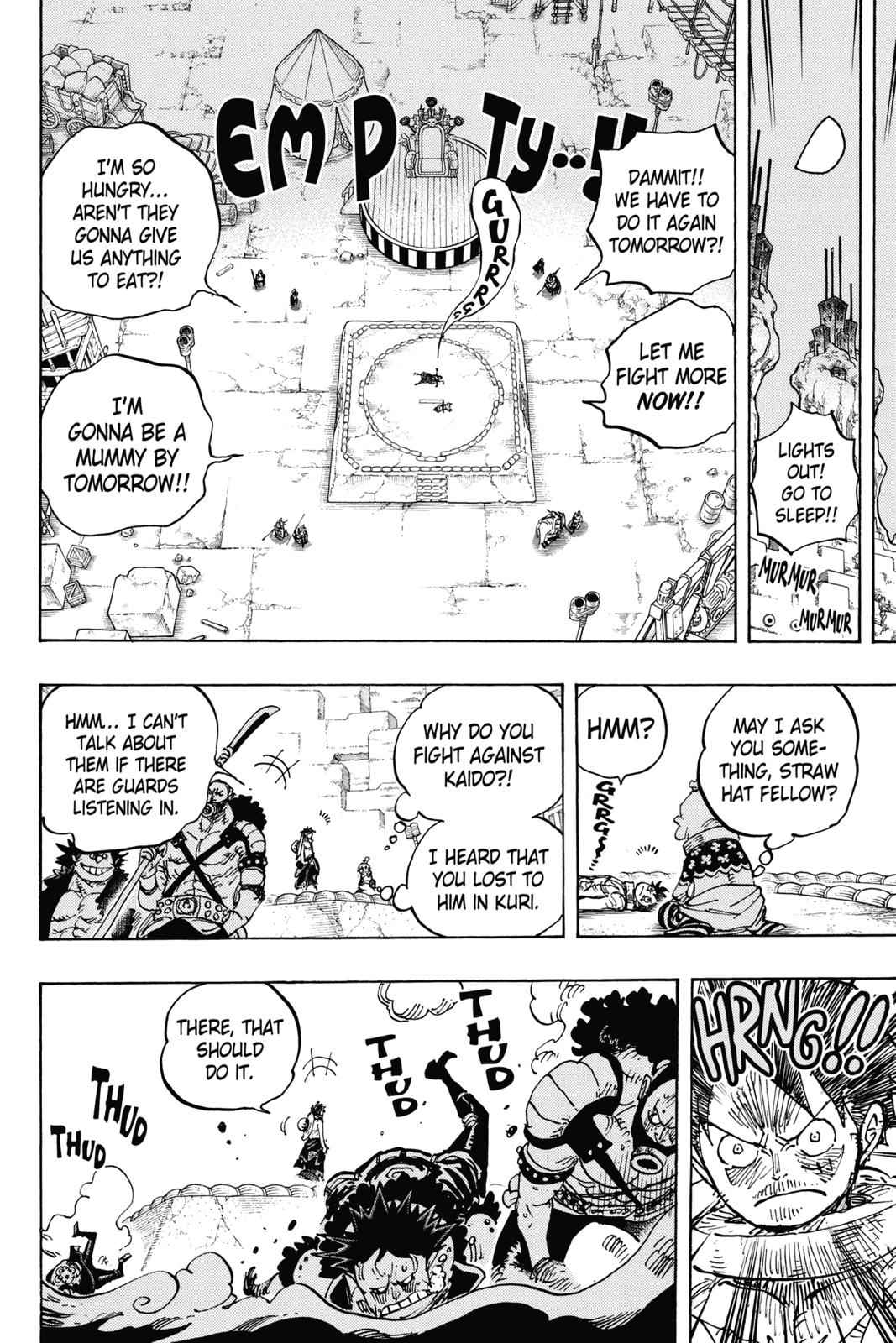 One Piece Chapter 940 Page 12