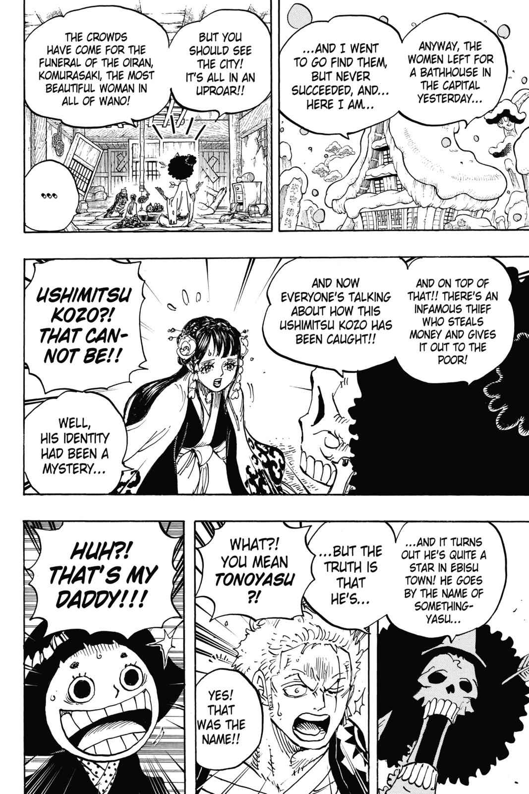 One Piece Chapter 941 Page 12
