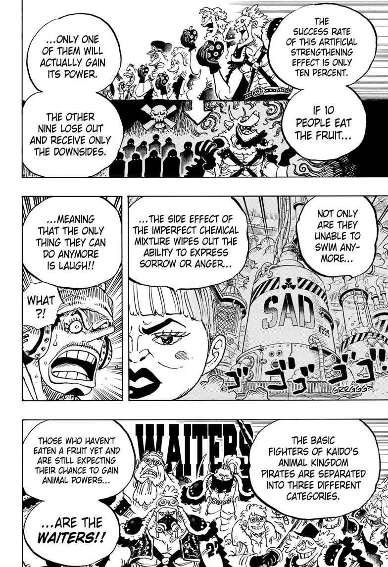 One Piece Chapter 943 Page 10
