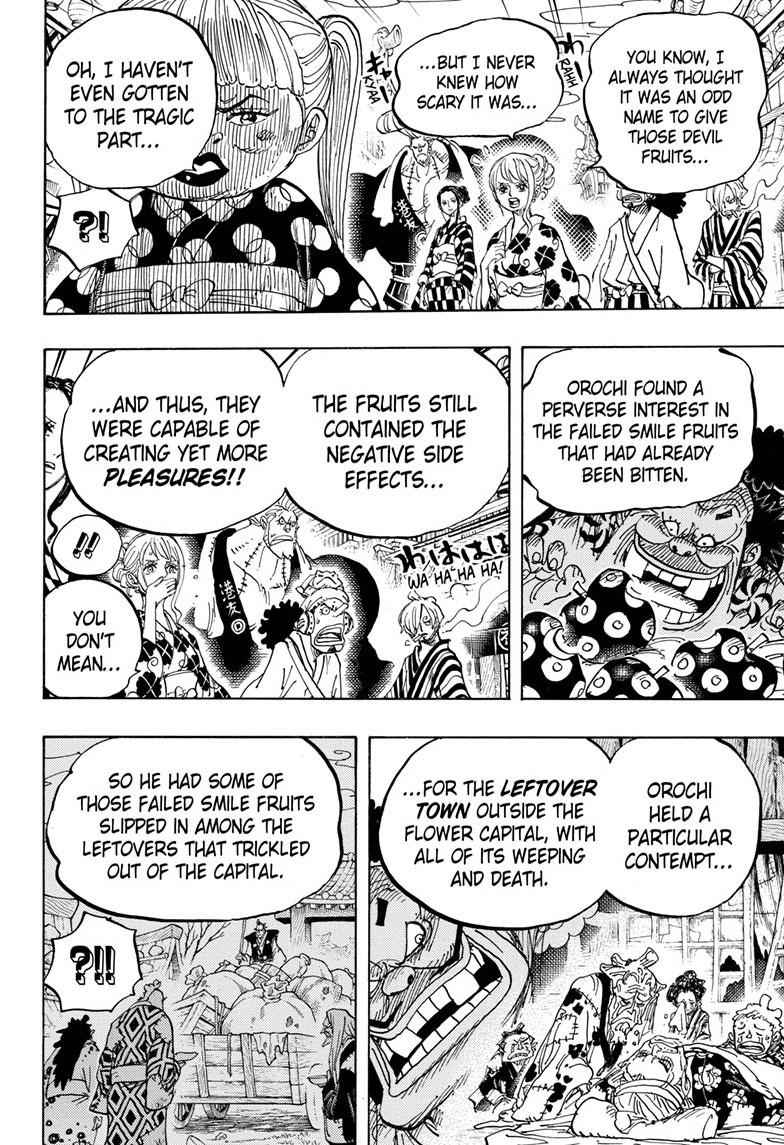 One Piece Chapter 943 Page 12