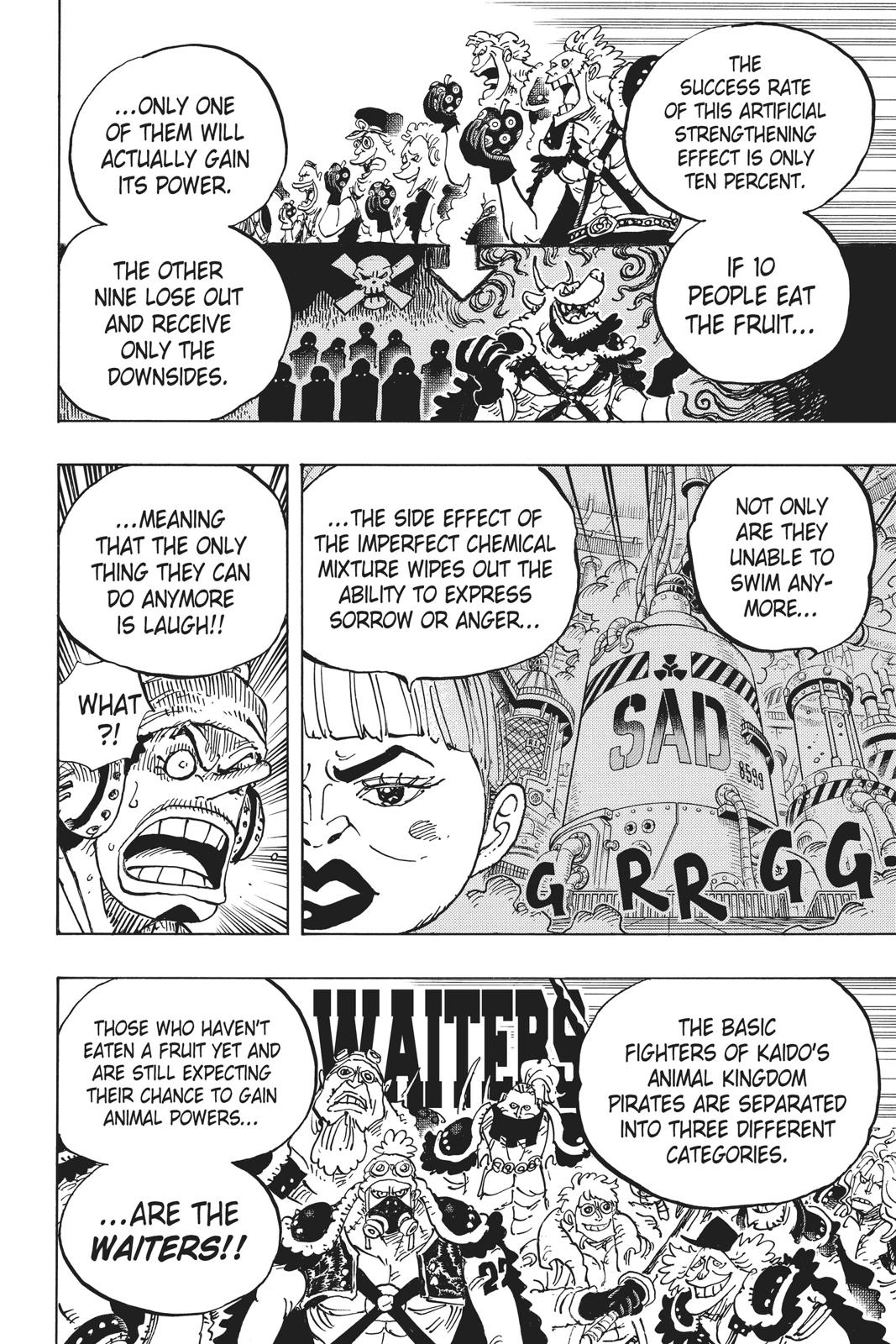 One Piece Chapter 943 Page 16