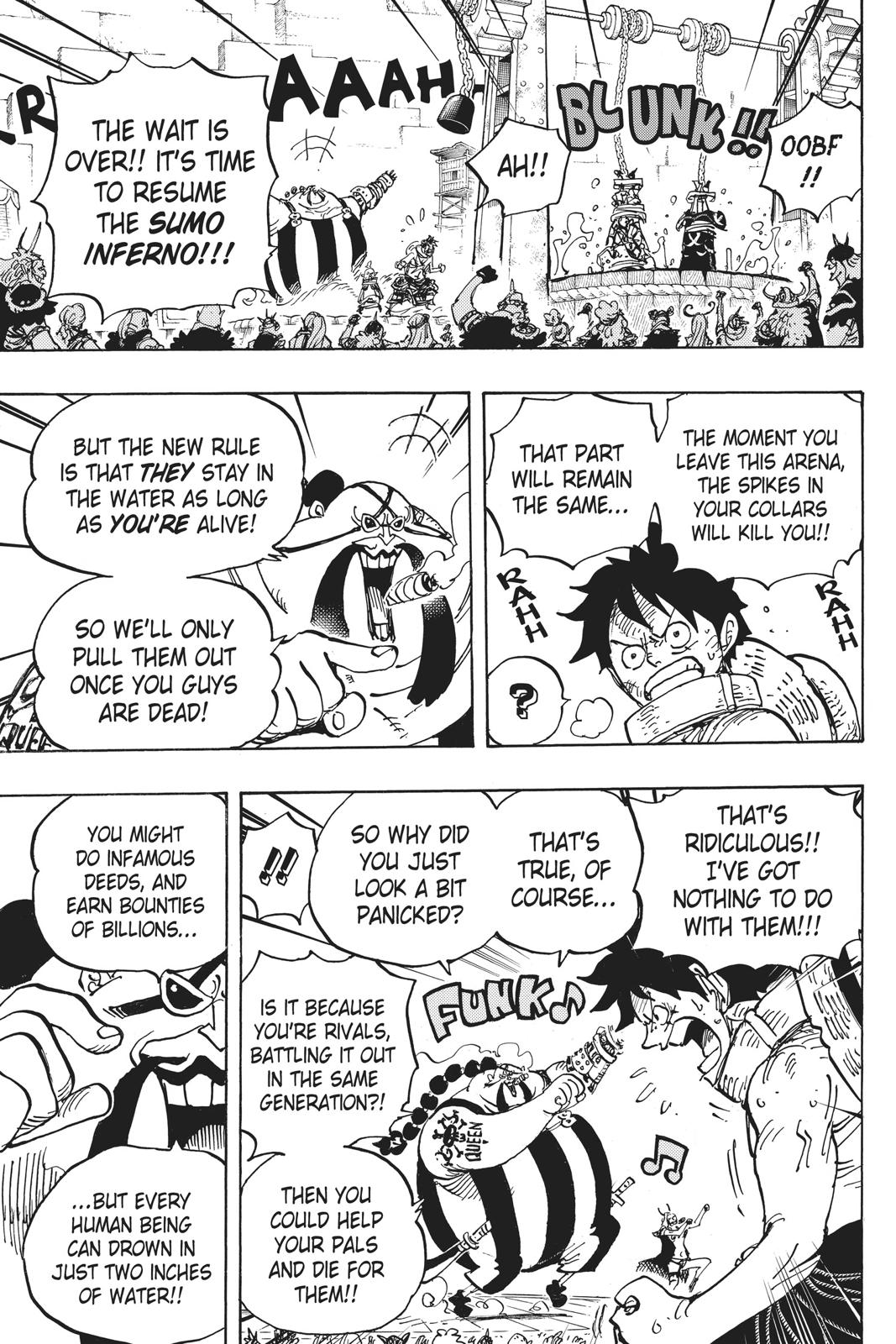 One Piece Chapter 944 Page 13