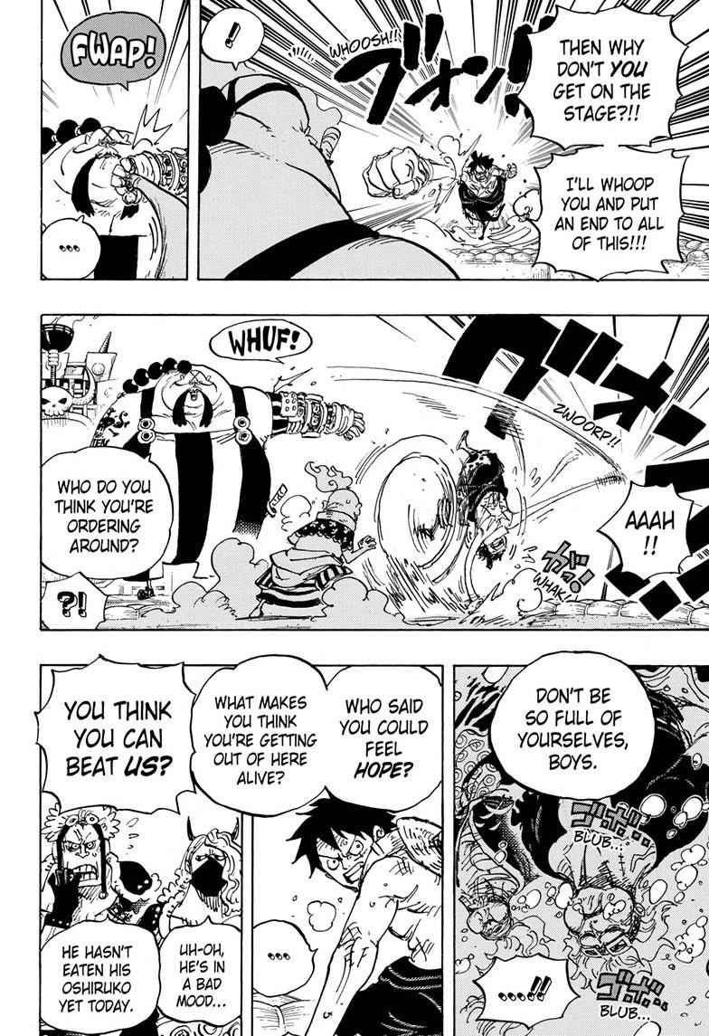 One Piece Chapter 944 Page 16