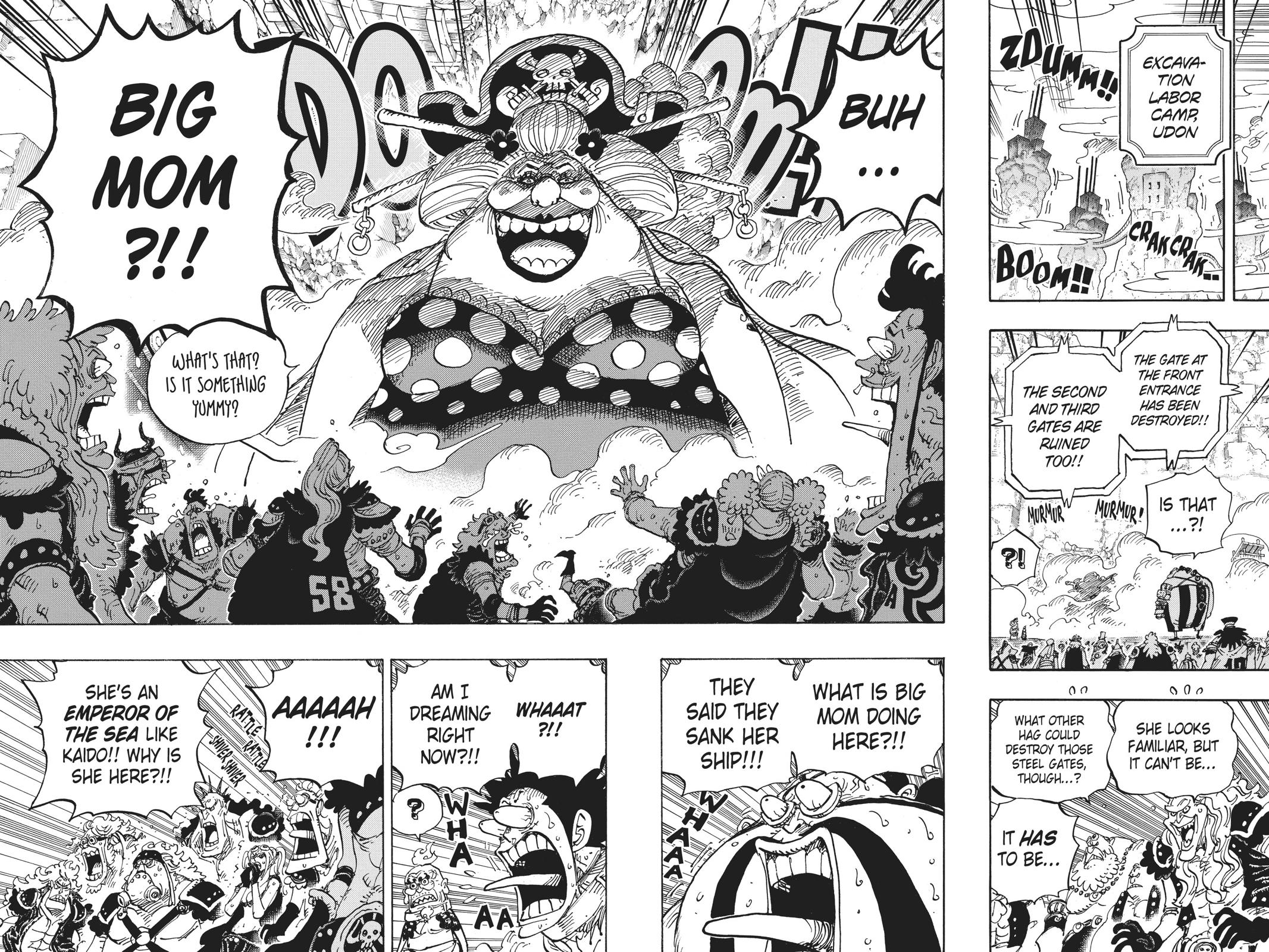 One Piece Chapter 945 Page 13