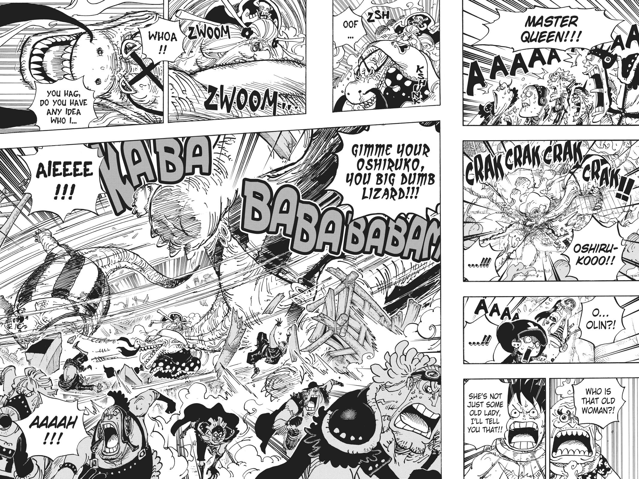 One Piece Chapter 946 Page 2