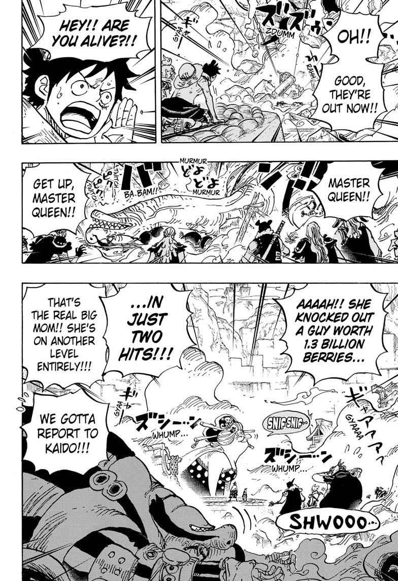 One Piece Chapter 946 Page 4