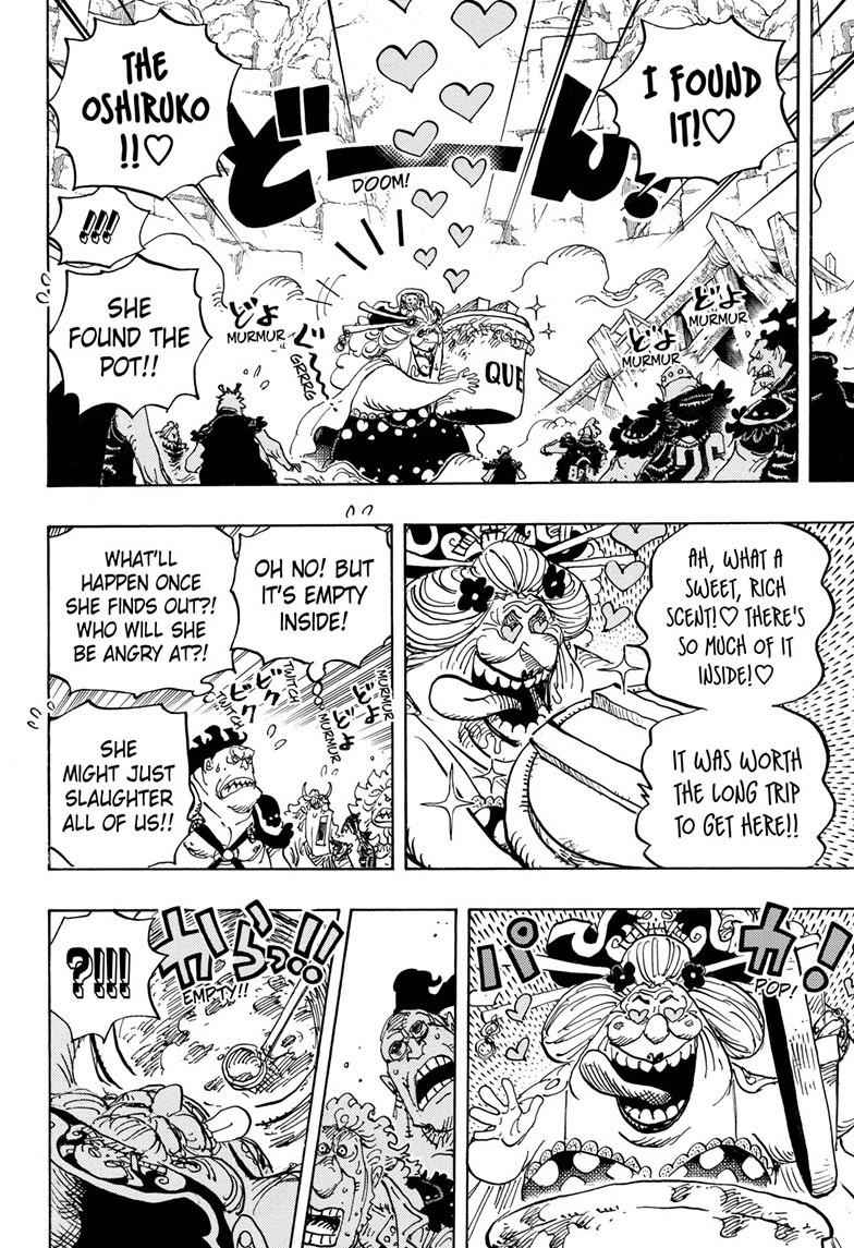 One Piece Chapter 946 Page 8