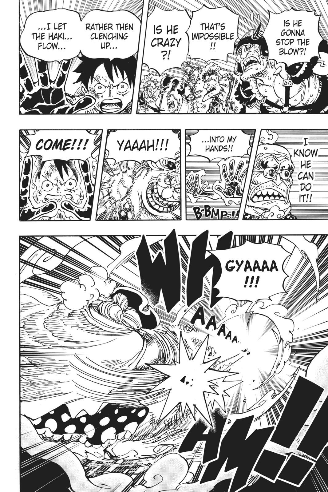 One Piece Chapter 947 Page 4