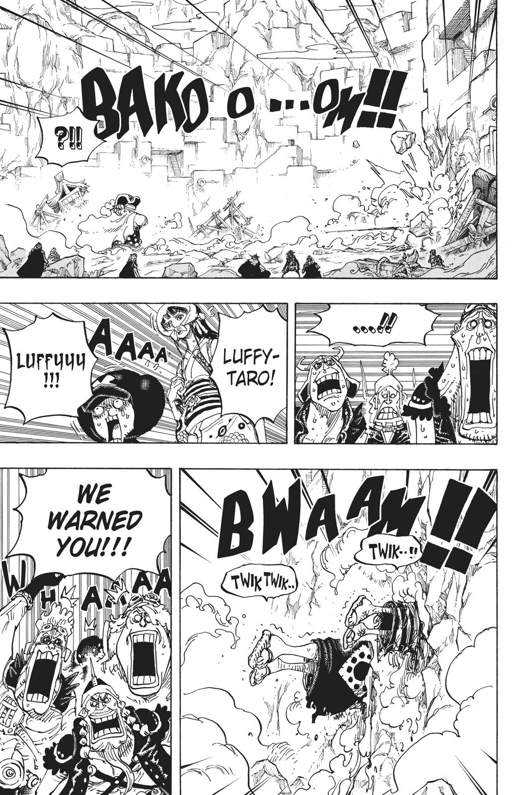 One Piece Chapter 947 Page 5