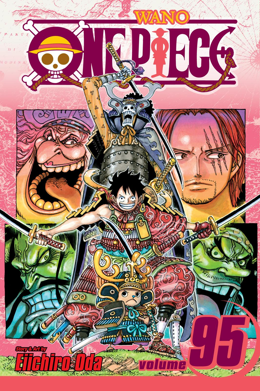 One Piece Chapter 954 Page 1