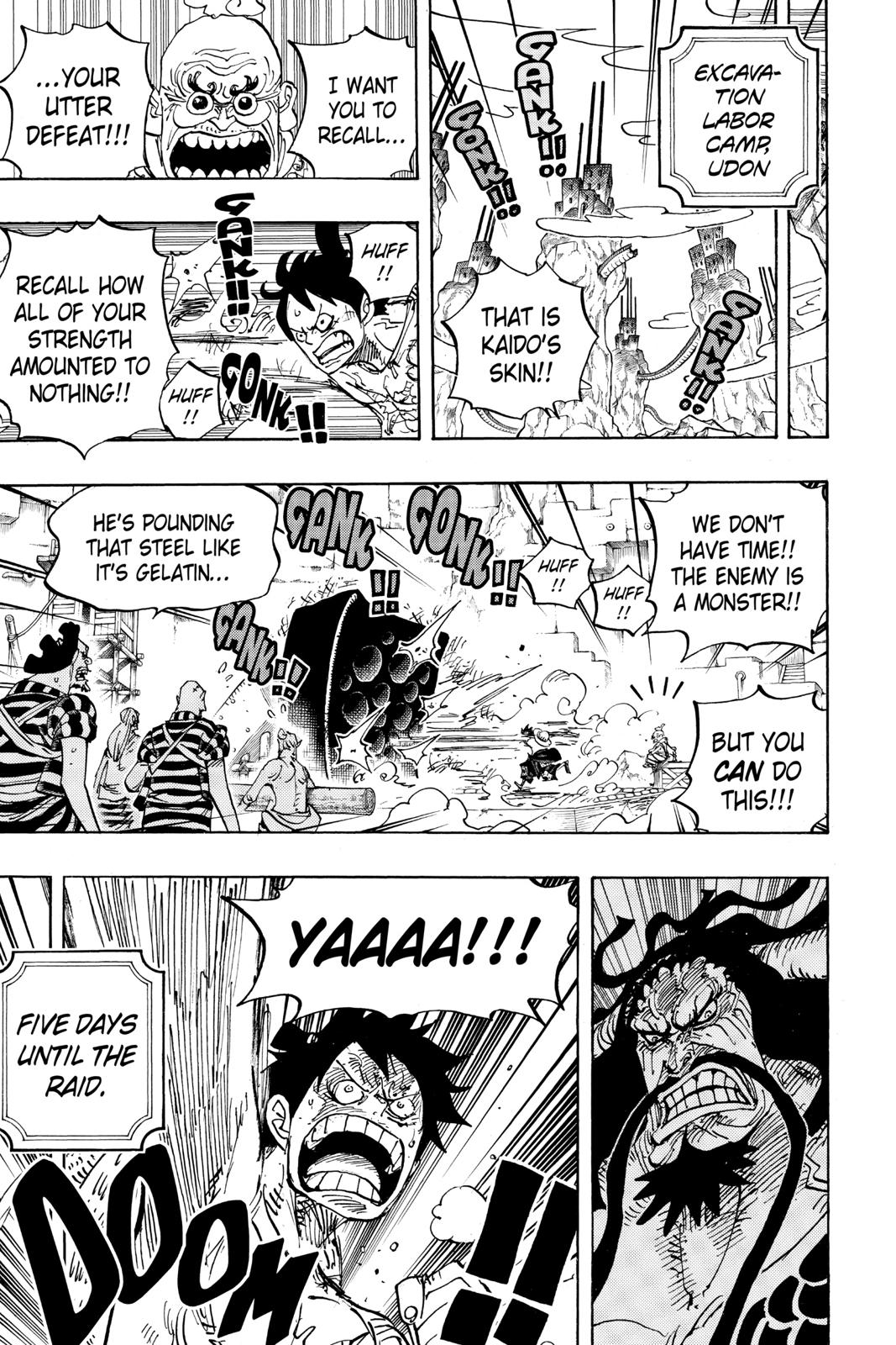 One Piece Chapter 954 Page 12